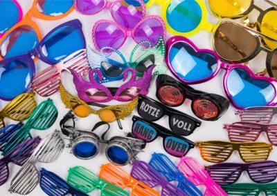 Funartikel Brillen