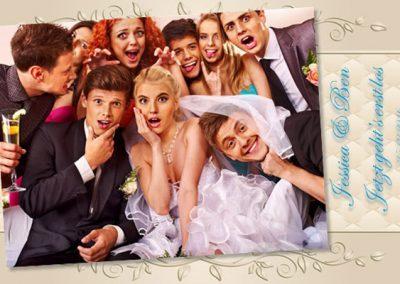 Muster Layout - Hochzeit