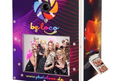 Photoloco-Box Touchscreen