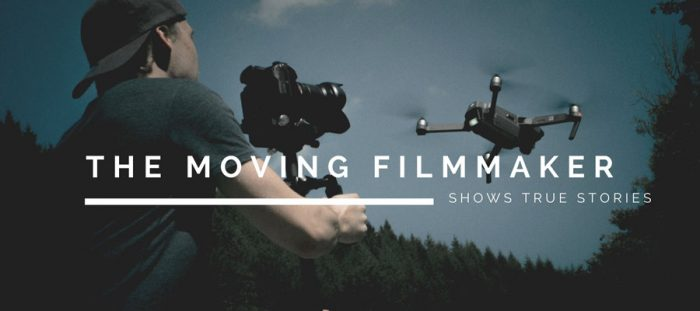 Tim Mitchell - The Moving Filmmaker