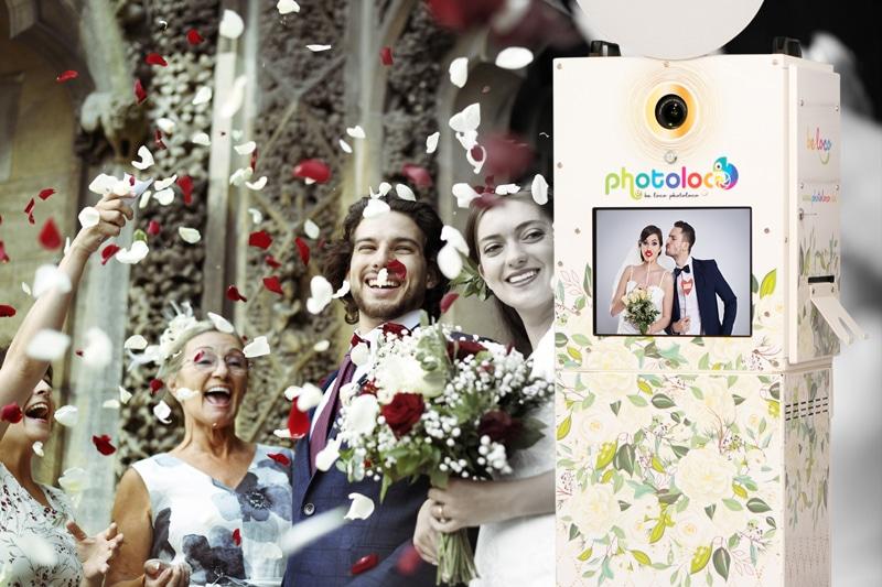 Fotobox mieten - photoloco - Ausstattung und Equipment