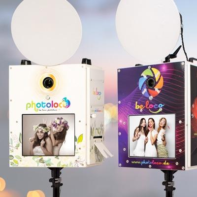 loco.Paket Preis photoloco Fotobox