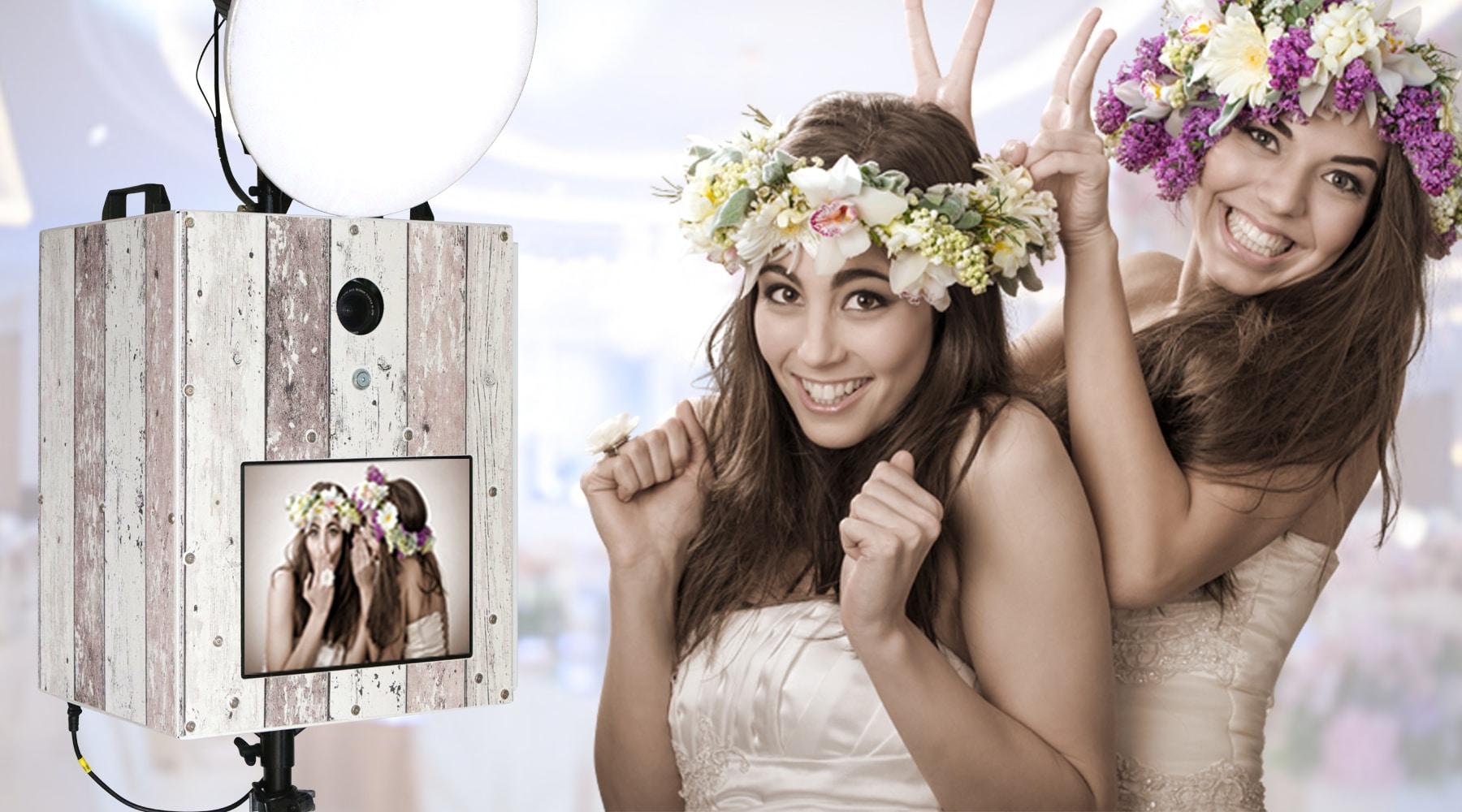 photoloco Fotobox Hochzeit